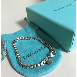 ティファニー(Tiffany & Co.)の【美品】Tiffany ティファニー ベネチアン  テニスブレス(ブレスレット)