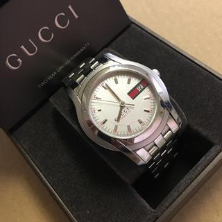 グッチ(Gucci)の正規 GUCCI オート 5500 自動巻 メンズ  腕時計 グッチ(腕時計(アナログ))