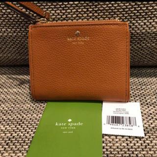 kate spade new york - 新品❤︎ケイトスペード  二つ折り財布