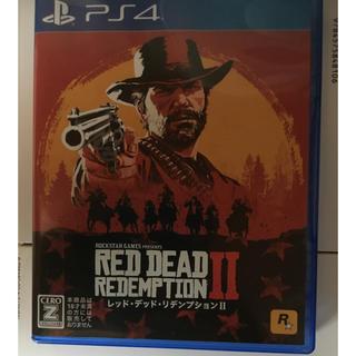 PlayStation4 - レッド・デッド・リデンプション2 ps4  ソフト