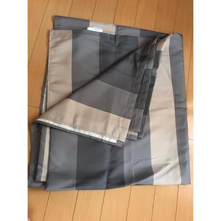 イケア(IKEA)のシャワーカーテンとリング(タオル/バス用品)