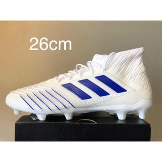アディダス(adidas)のサッカースパイクシューズ プレデター 26cm (シューズ)
