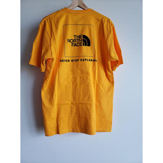 THE NORTH FACE - The North Face heavyweight box Tシャツ