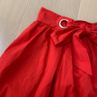 Khaju - ウエストリボンスカート