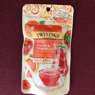 TWININGS アップル & ブラッドオレンジ