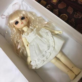 幼天使ウナ1stメイク一式/ボークス製/スーパードルフィー/初期子/SD/DD