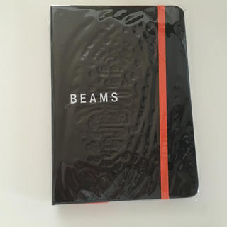 ビームス(BEAMS)のBEAMS手帳型ノートブック(ノート/メモ帳/ふせん)
