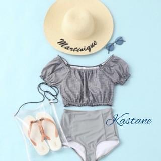 Kastane - 新品♡カスタネスイムウェア3点セット♡