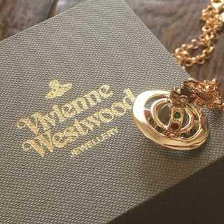 ヴィヴィアンウエストウッド(Vivienne Westwood)のヴィヴィアンウエストウッド ネックレス ゴールド(ネックレス)