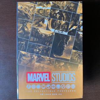 マーベル(MARVEL)の【新商品】MARVEL マーベル・スタジオ ポストカード 100枚組コレクション(印刷物)