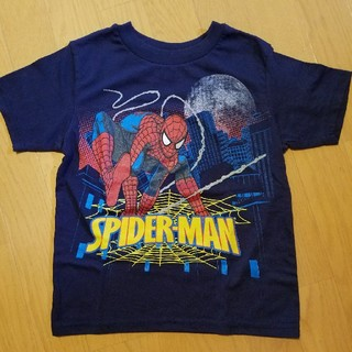 マーベル(MARVEL)のキッズ 100/110 Tシャツ スパイダーマン(Tシャツ/カットソー)