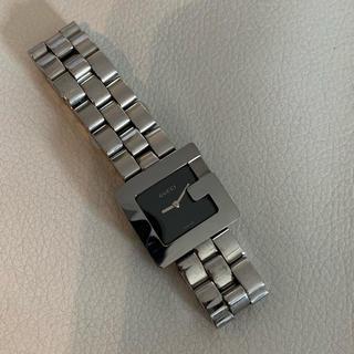グッチ(Gucci)のGUCCI 時計 黒文字 3600J(腕時計(アナログ))