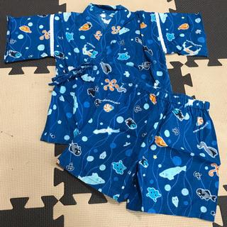 サンリオ(サンリオ)の甚平 男の子 90(甚平/浴衣)