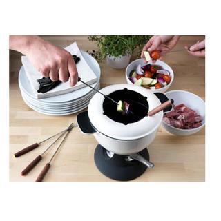 イケア(IKEA)の☆フォンデュセット【新品】☆(調理道具/製菓道具)