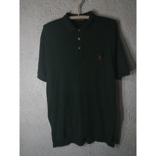 ポロラルフローレン(POLO RALPH LAUREN)の4051 ポロ ラルフローレン 大きめコーデ ゴルフ ワッペン ポロシャツ(ポロシャツ)
