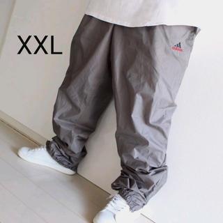 アディダス(adidas)の【極太 珍色】US アディダス ナイロン パンツ XXL(その他)