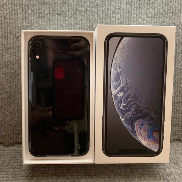 Apple(アップル)のiPhone XR 64G スマホ/家電/カメラのスマートフォン/携帯電話(スマートフォン本体)の商品写真