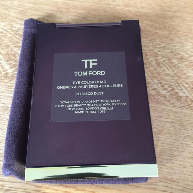 TOM FORD(トムフォード)のトムフォード アイシャドウ 20 disco dust コスメ/美容のベースメイク/化粧品(アイシャドウ)の商品写真