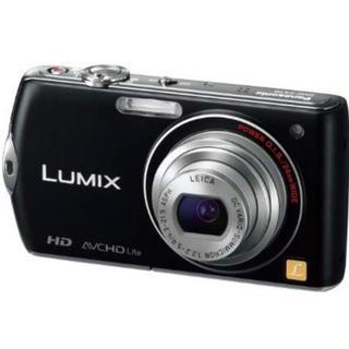Panasonic - パナソニック デジタルカメラ LUMIX FX70 DMC-FX70-K