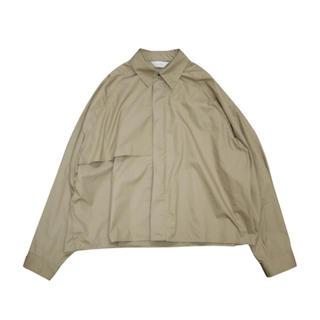 Jieda - Jieda 19SS Trench Shirt