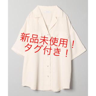ジーナシス(JEANASIS)のjeanasis ミリタリーシャツ(シャツ/ブラウス(半袖/袖なし))