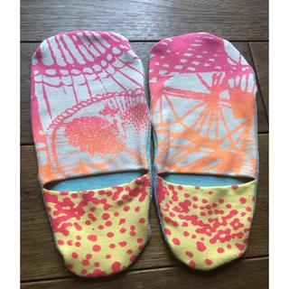 アッシュペーフランス(H.P.FRANCE)のフットカバー  juana de arco ホォアナデアルコ ホットヨガ 靴下(ソックス)