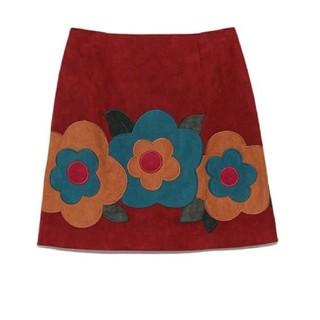 リリーブラウン(Lily Brown)のLily brown  リリーブラウン レディース  スカート サイズ: 1(その他)