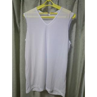 シマムラ(しまむら)の新品 未使用品 men's タンクトップ スリーブレス 下着2枚組  Lサイズ(タンクトップ)