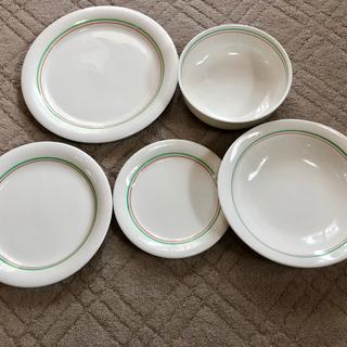ニッコー(NIKKO)のニッコウ耐熱皿46枚(食器)
