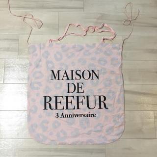メゾンドリーファー(Maison de Reefur)のMAISON DE REEFUR 3thレアショッパー(トートバッグ)