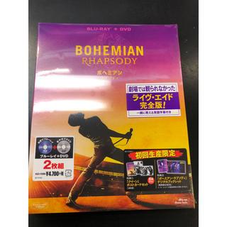 ボヘミアンラプソディーDVD&BLU RAY(外国映画)