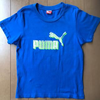 プーマ(PUMA)のPUMA  Tシャツ   130サイズ(Tシャツ/カットソー)