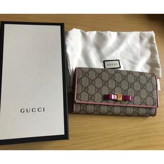 グッチ(Gucci)の長財布(財布)
