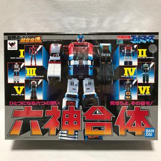 バンダイ(BANDAI)の超合金魂 六神合体ゴッドマーズ (GX-40R)(アニメ/ゲーム)