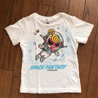 ヒステリックミニ(HYSTERIC MINI)のヒステリックミニ Tシャツ 100センチ(Tシャツ/カットソー)
