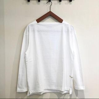 アメリカーナ(AMERICANA)のamericana ボートネックロンt(Tシャツ(長袖/七分))