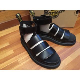 ドクターマーチン(Dr.Martens)のDr.Martens CLARISSAⅡ UK9 Sandals サンダル(サンダル)