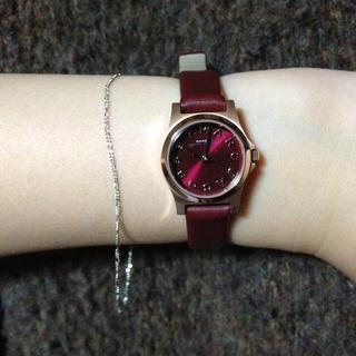 マークバイマークジェイコブス(MARC BY MARC JACOBS)のMarcBy腕時計♡(腕時計)