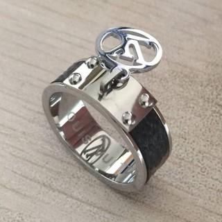 ルイヴィトン(LOUIS VUITTON)のリング silver (ノベルティグッズ)