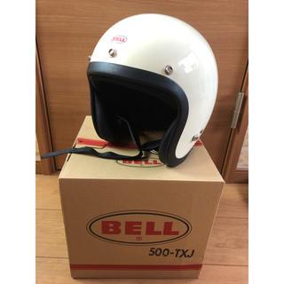 ホンダ(ホンダ)のbell 500txj  ヘルメット  (ヘルメット/シールド)