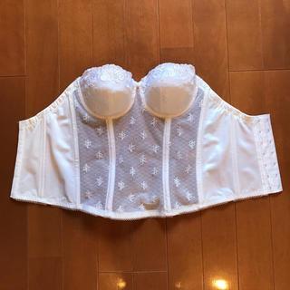 ウィング(Wing)のブライダルインナー ビスチェ 結婚式 ドレス用インナー(ブライダルインナー)