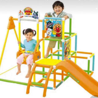 アンパンマン(アンパンマン)のアンパンマン NEWブランコパーク DX(知育玩具)