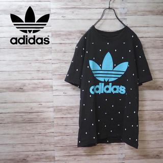 アディダス(adidas)のAdidas Originals Argyle PolkaDot S/S Tee(Tシャツ/カットソー(半袖/袖なし))