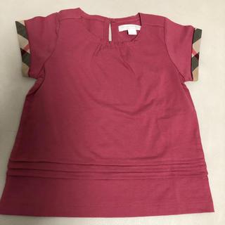 BURBERRY - バーバリー Tシャツ 4y