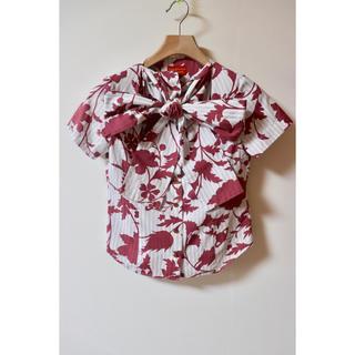 ヴィヴィアンウエストウッド(Vivienne Westwood)のvivienne westwood  ショートスリーブシャツ(シャツ/ブラウス(長袖/七分))