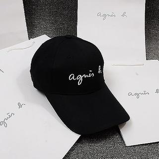 agnes b. - agnes b.アニエスベーオムアニエス・ベー キャップ帽子
