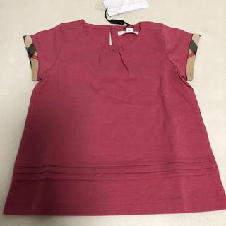 BURBERRY - バーバリー Tシャツ 6y 新品