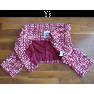 ヨウジヤマモト(Yohji Yamamoto)のY's ワイズ Yohji Yamamoto ツイードペンギン ジャケット 1号(その他)