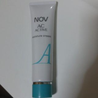 ノブ(NOV)のノブ ACアクティブ モイスチュアクリーム(フェイスクリーム)