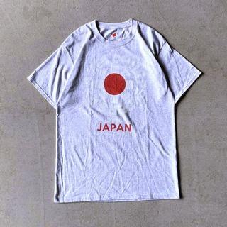 """ヘインズ(Hanes)の""""ヘインズ製"""" レッチリ JAPAN ツアー Tシャツ 灰 M *フジロック(Tシャツ/カットソー(半袖/袖なし))"""